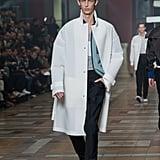 Lanvin's Outerwear