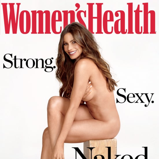 Sofia Vergara Women's Health Magazine Naked Cover 2017