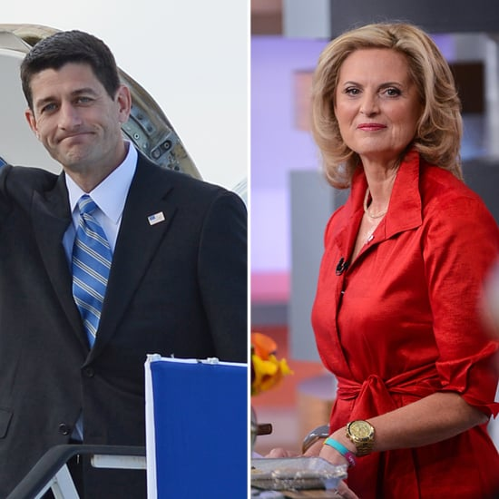Paul Ryan and Ann Romney Share a Stylist