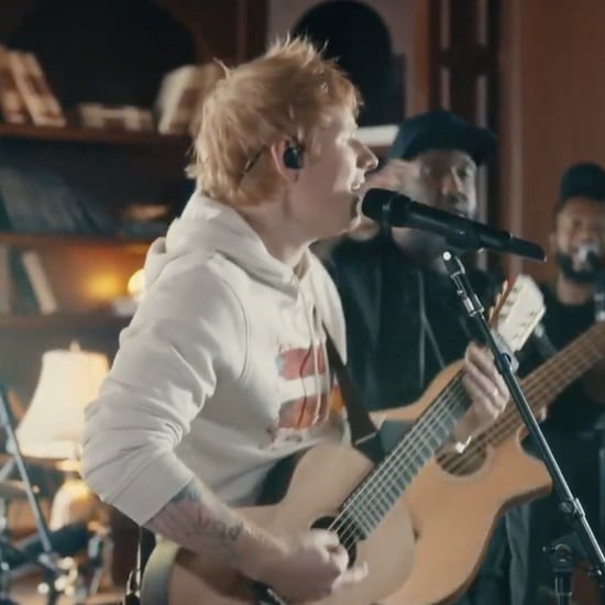 Watch Ed Sheeran's NPR Tiny Desk Concert Video