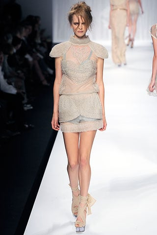 50 Favorite Looks: Milan Fashion Week Spring 2010
