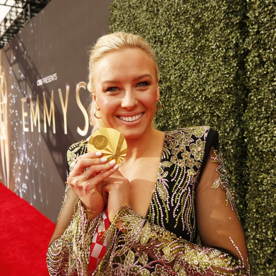 See Jessica Long With Her Olympic Gold Medal at the Emmys