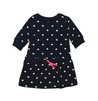 Upgrade your tot's standard sweatshirt with an equally comfy but way cuter tunic from Carter's ($14, originally $20).