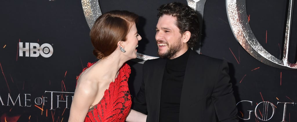 Kit Harington's InStyle Quotes About Rose Leslie April 2019