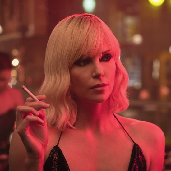 Charlize Theron Atomic Blonde Fight Scene