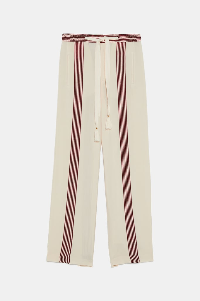87115c2fe1e Limited Edition Zara Studio Striped Pants