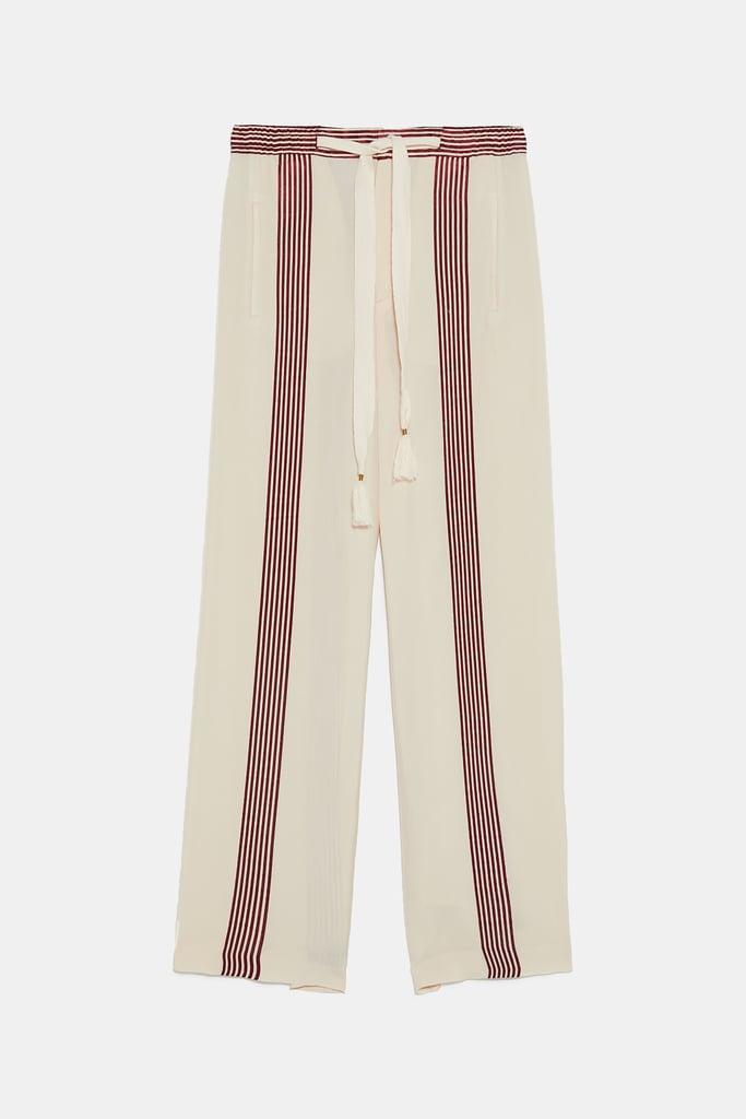 87115c2fe1e Limited Edition Zara Studio Striped Pants