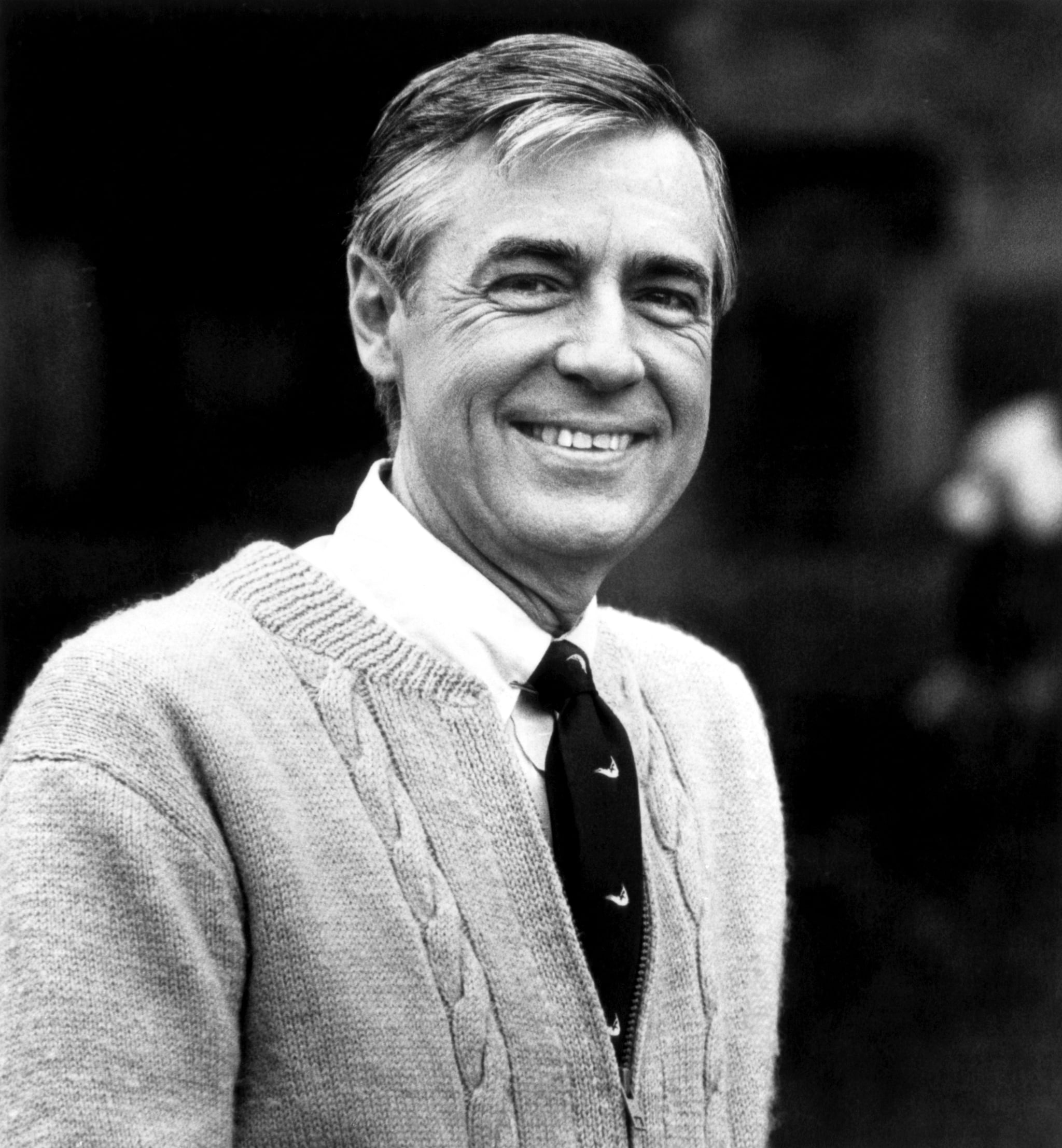MISTER ROGERS' neighbourHOOD, Fred Rogers, 1968-2001