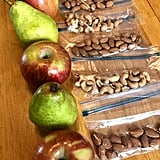 Snacks: Fruit and Nuts