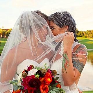 Two Brides Florida Wedding