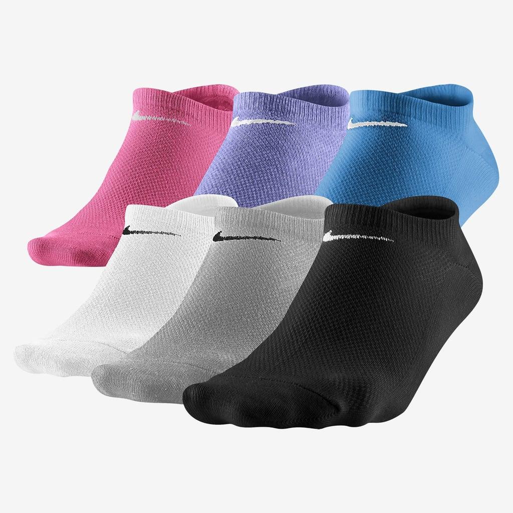Nike Lightweight No-Show Socks (Medium/6 Pair)