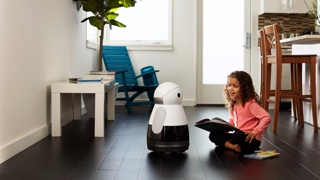 This Cute New Robot For Your Home Looks Like It's From Wall-E