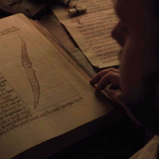 What Is the Dagger Sam Sees in the Book in Game of Thrones?