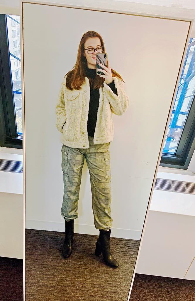 Editor's POPSUGAR Collection December Picks: The Sherpa Jacket