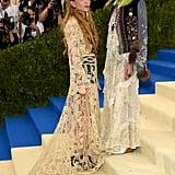 Mary-Kate and Ashley Olsen Met Gala 2017