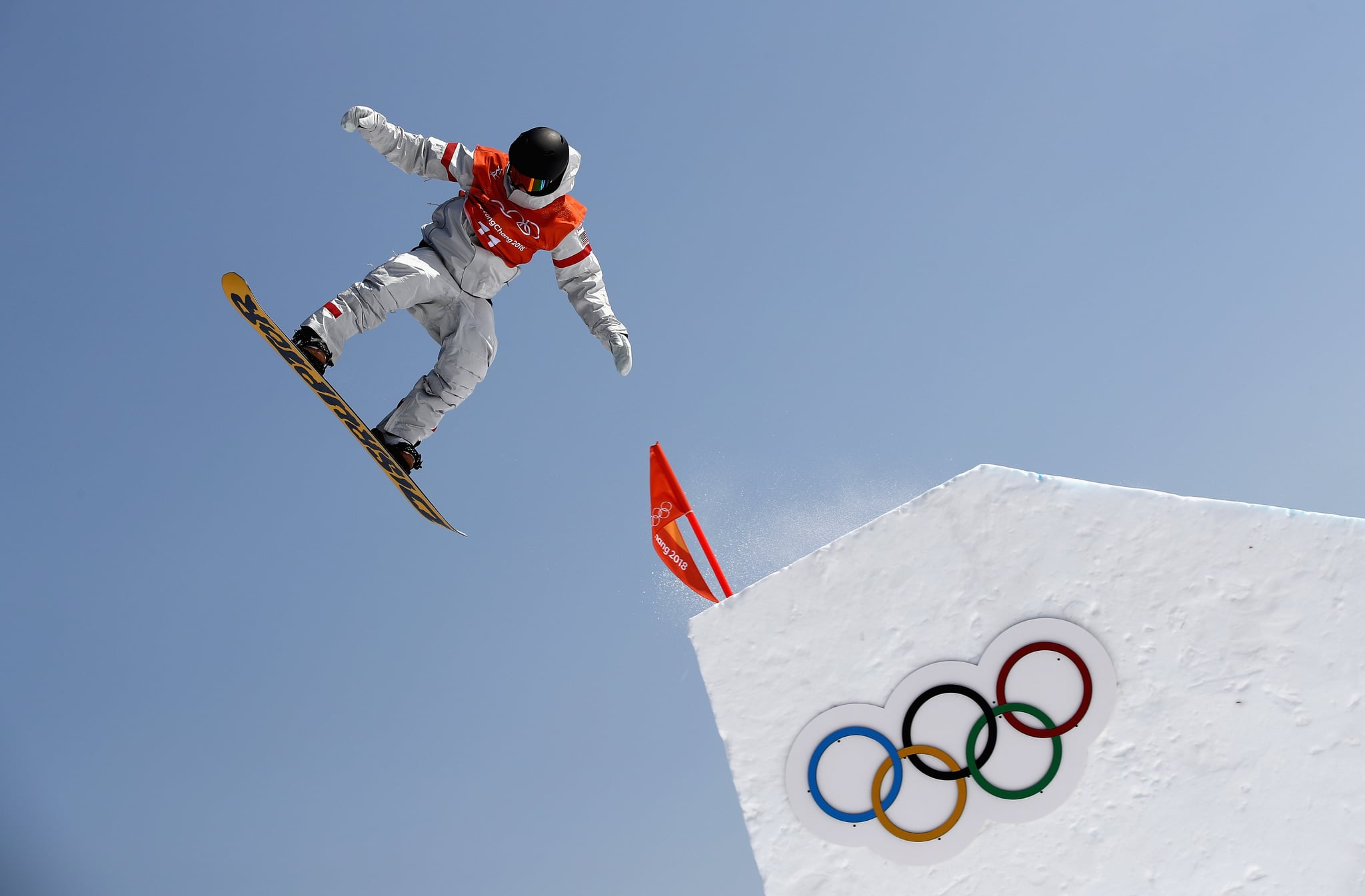Canadian wins gold medal as men's big air makes Olympic debut