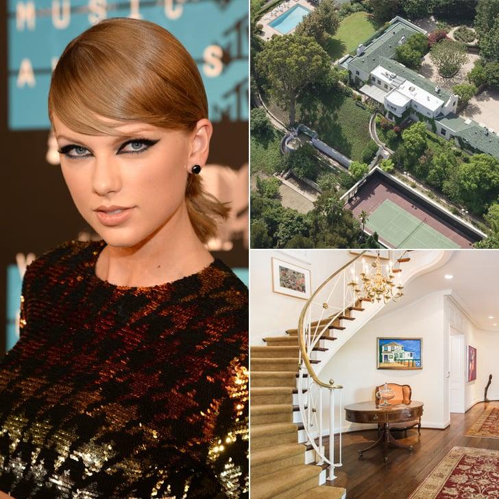 Taylor Swift Spends $US25 Million on Goldwyn Estate