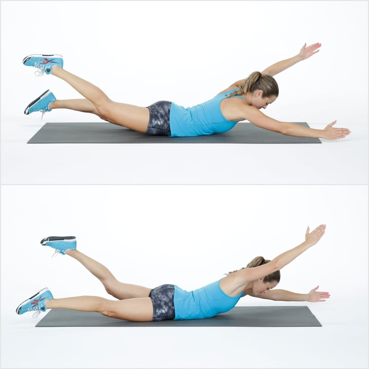 Cooldown: Pilates Swimming