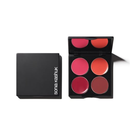Whether you're into orange hues, pink tints, or berry shades, Sonia Kashuk's A Kiss on the Cheek Palette ($15) has every Summer shade you're looking for. And since it's good for both lips and cheeks, you have no reason not to pucker up. — MD