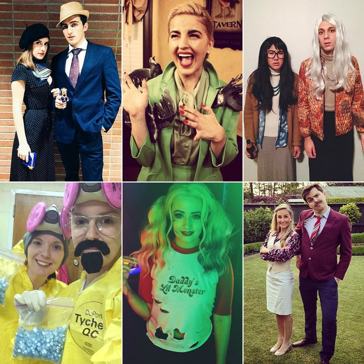 Friends Tv Show Halloween Costumes Ideas.Diy Costumes From Tv Shows And Movies Popsugar Smart Living