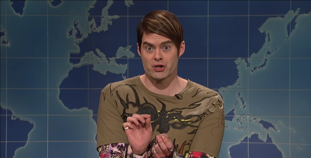 Watch Stefon's Best Weekend Update Moments on SNL