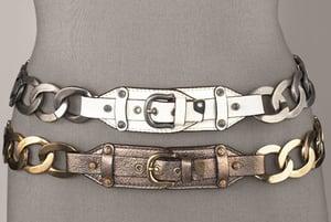 Trend Alert: Chain Belts