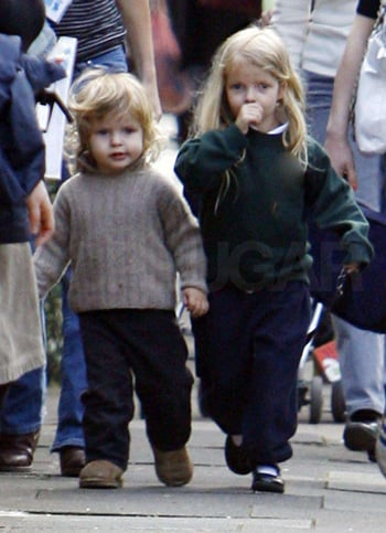 Apple and Moses Don't Fall Far From Gwyneth