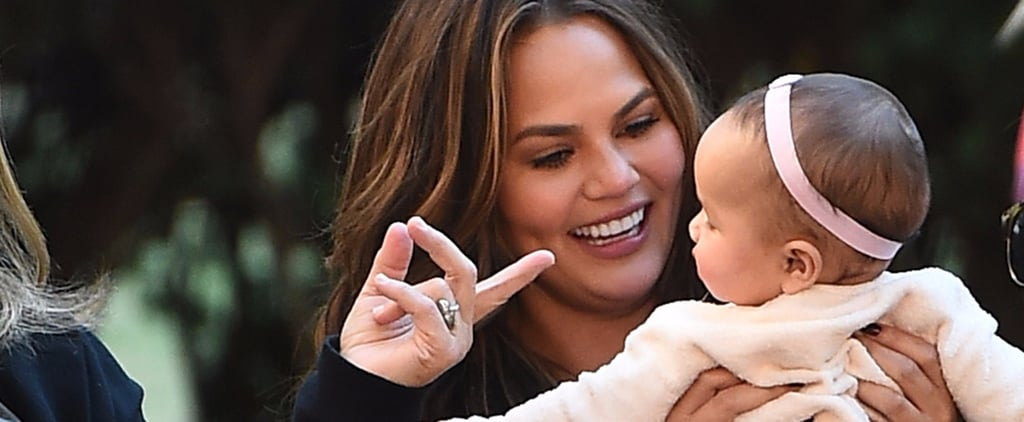 12 Moments That Prove Chrissy Teigen Was 2016's Most Badass Anti Mom-Shamer