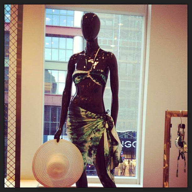 Making a splash with H&M's Summer-perfect collection.