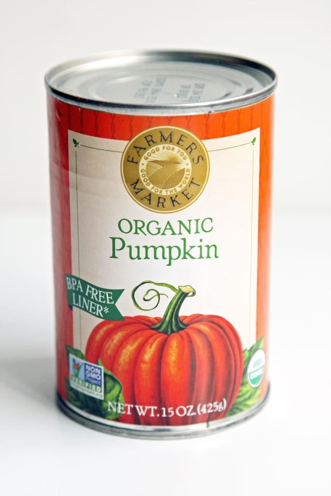 Puréed Pumpkin