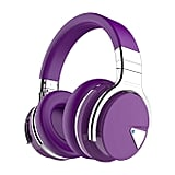 Active Noise Canceling Bluetooth Headphones With Deep Bass