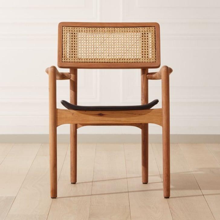 Moniker Cane Back Chair Best Rattan Indoor Furniture