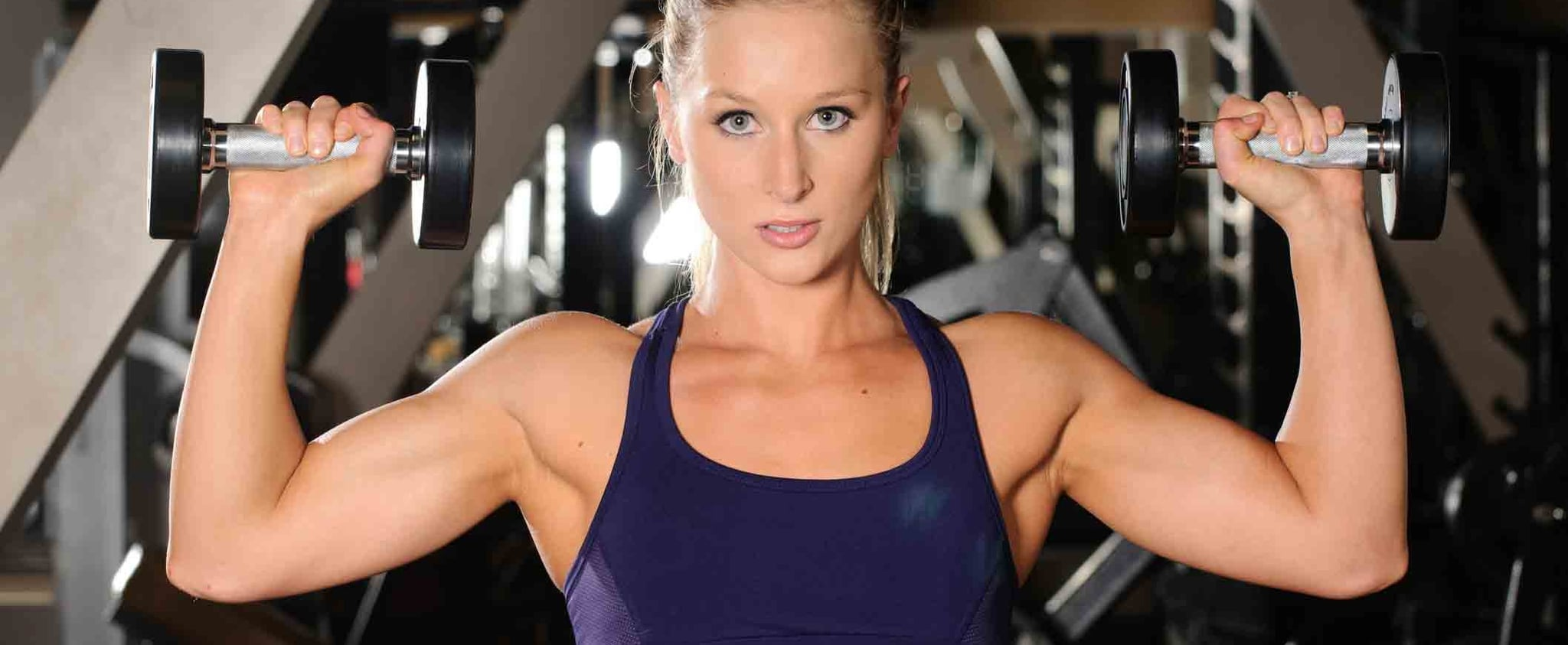 Arm and Abs Dumbbell Workout