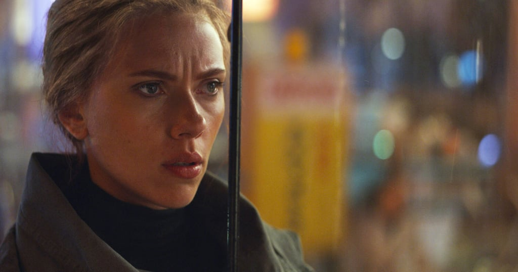 Natasha Romanoff, aka Black Widow