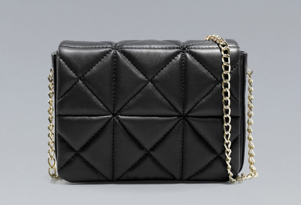 Zara Mini Quilted Shoulder Bag ($20, originally $36)