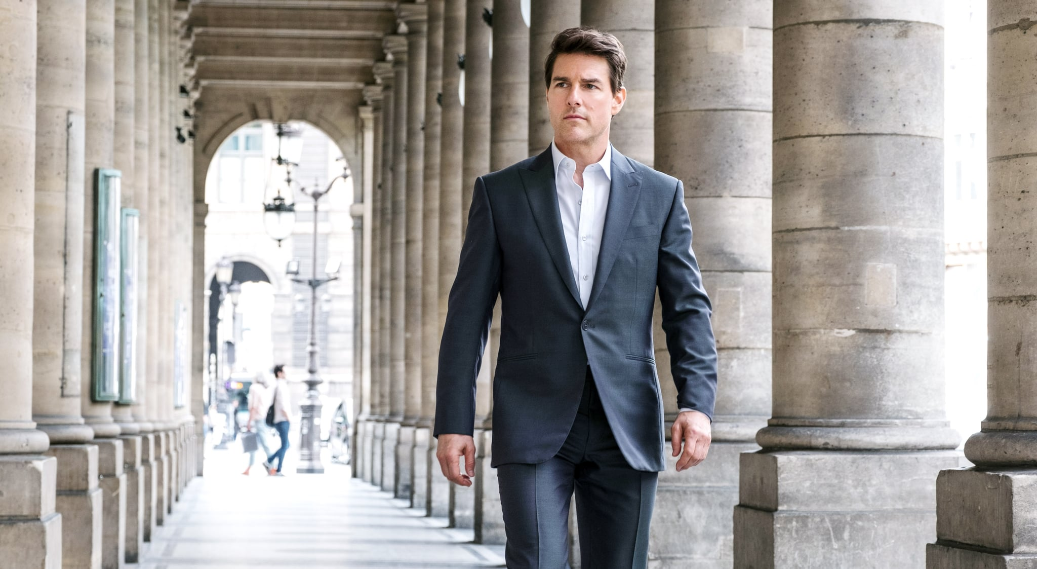 MISSION: IMPOSSIBLE - FALLOUT, Tom Cruise, 2018. ph: David James / Paramount /Courtesy Everett Collection