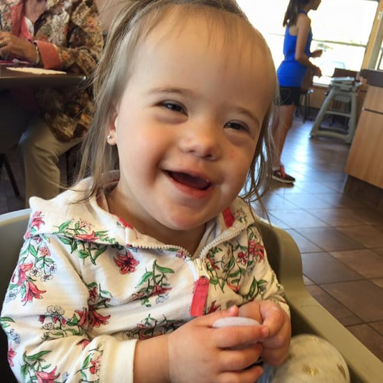 Stranger Congratulates Mom on Daughter With Down Syndrome