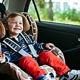 Get your car seat checked if you're in a fender bender.