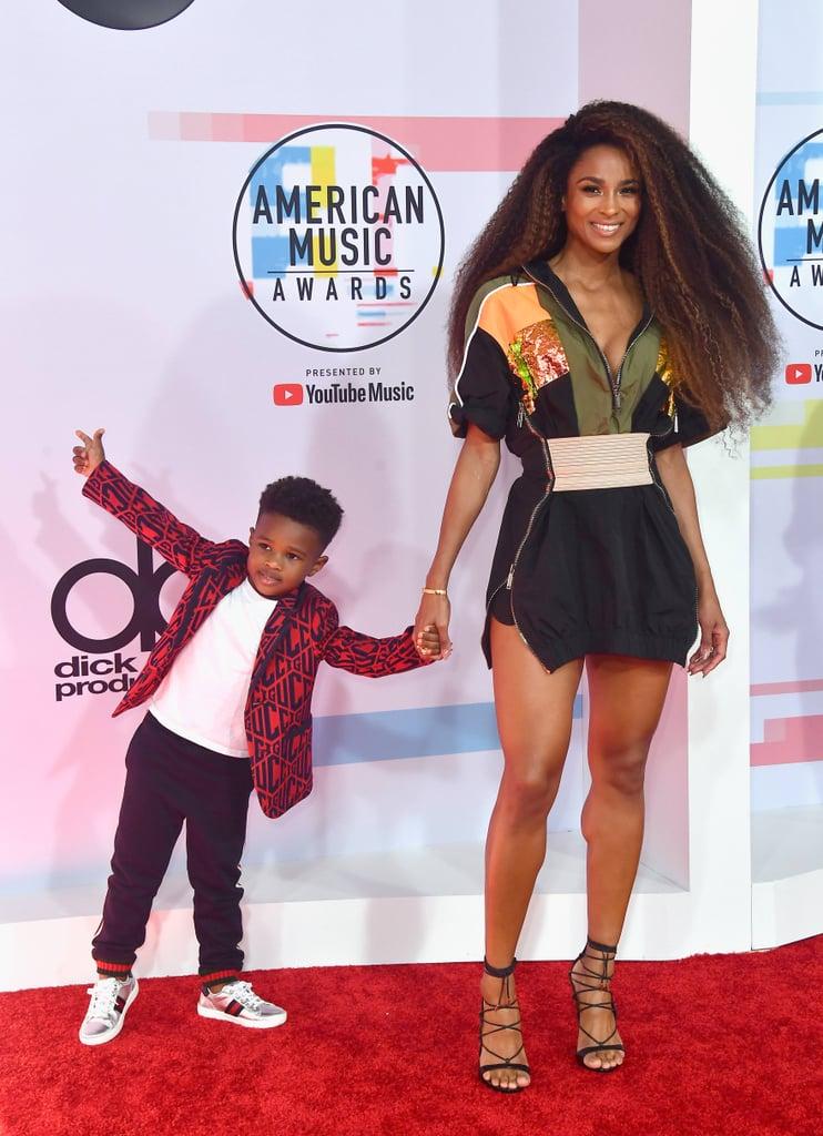 Ciara at 2018 American Music Awards | POPSUGAR Celebrity