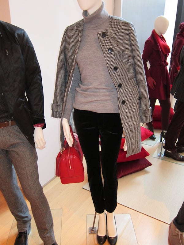 First Look! Banana Republic Holiday '12 Taps Into the Moody Elegance of Anna Karenina