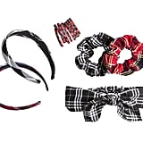Remington Plaid Hair Accessories (from $4 to $7)