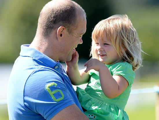 Mike Tindall Enjoys Adorable Daddy-Daughter Time with Mia as Zara Competes in Horseriding Events