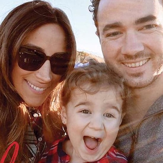 Kevin Jonas Family Christmas Card 2016
