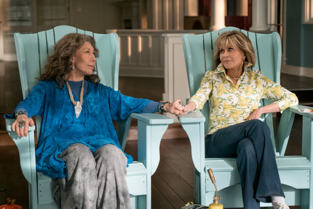 Is Grace and Frankie Canceled or Renewed?
