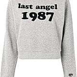 "Chiara Ferragni ""Last Angel"" Sweatshirt"