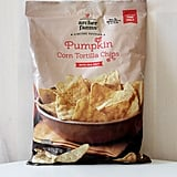 Pumpkin Corn Tortilla Chips