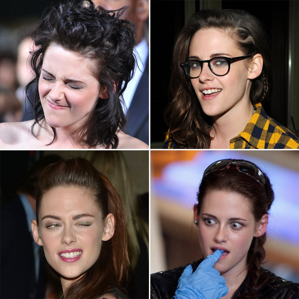 Yes, Kristen Stewart Can Make More Than 1 Face