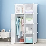 MEGAFUTURE DIY Portable Wardrobe Closet