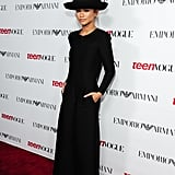 It seems Zendaya may have borrowed Pharrell's hat for Teen Vogue's Young Hollywood party.