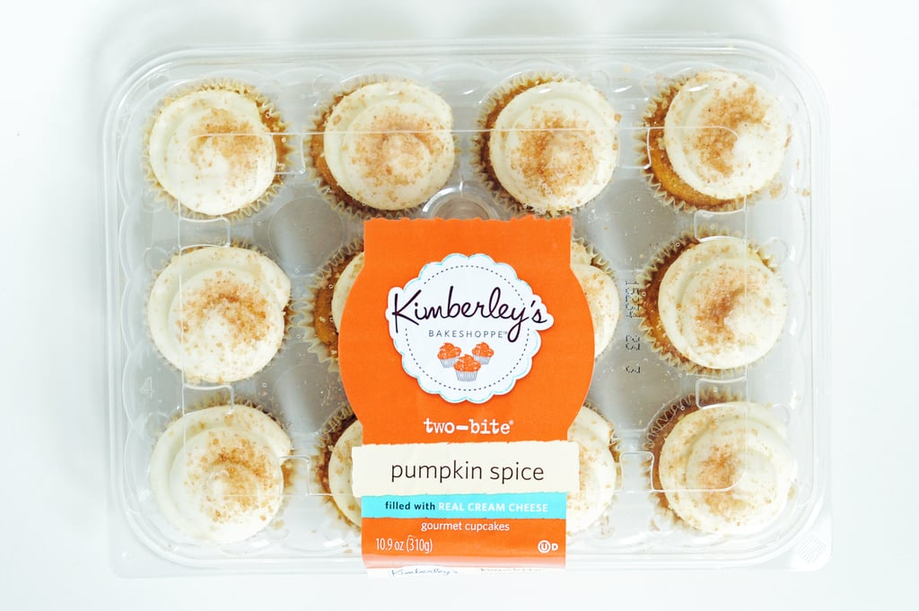 Kimberley's Bakeshoppe Two-Bite Pumpkin Spice Cupcakes